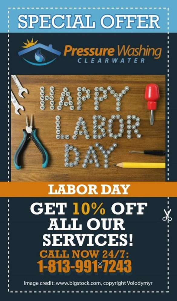 Labor Day Offer 2016