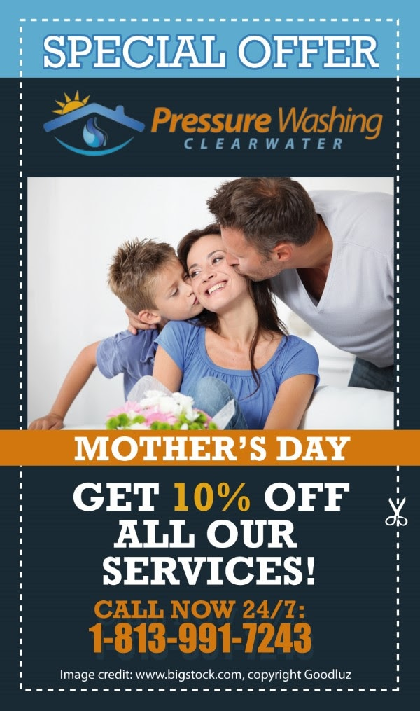 DPI Mother's Day special offer