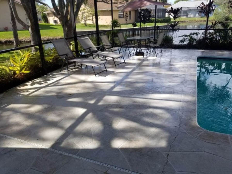 DPI Pressure Washing pool-patio
