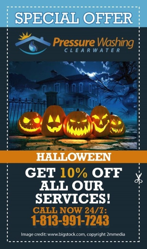 DPI Halloween Offer 2017