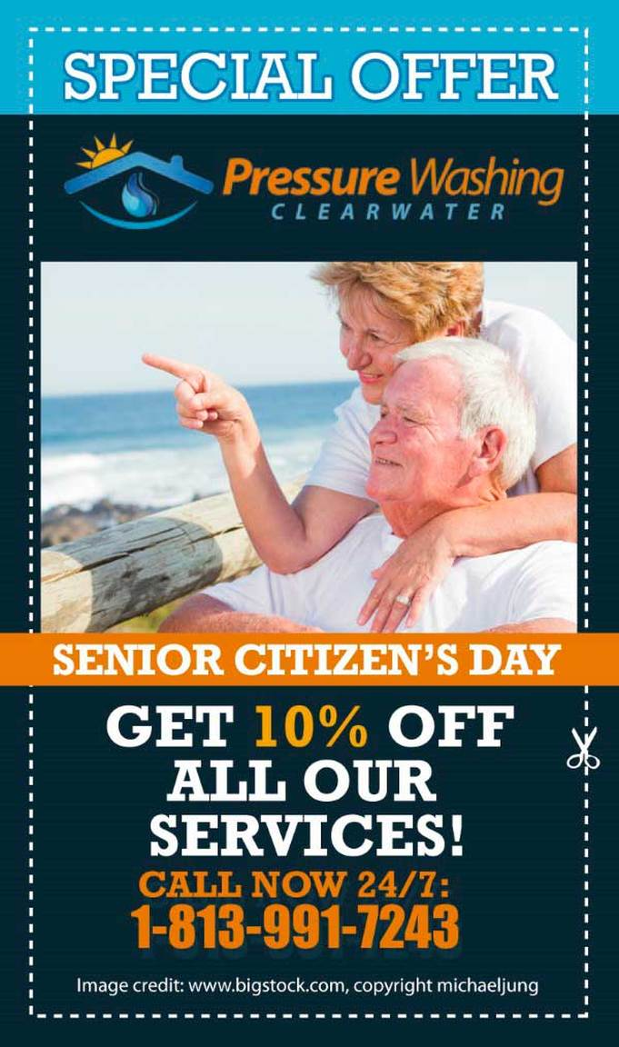 Senior Citizen special offer 2018